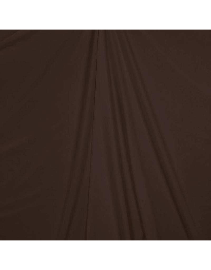 Washed Satin Mat FM23 - dark brown