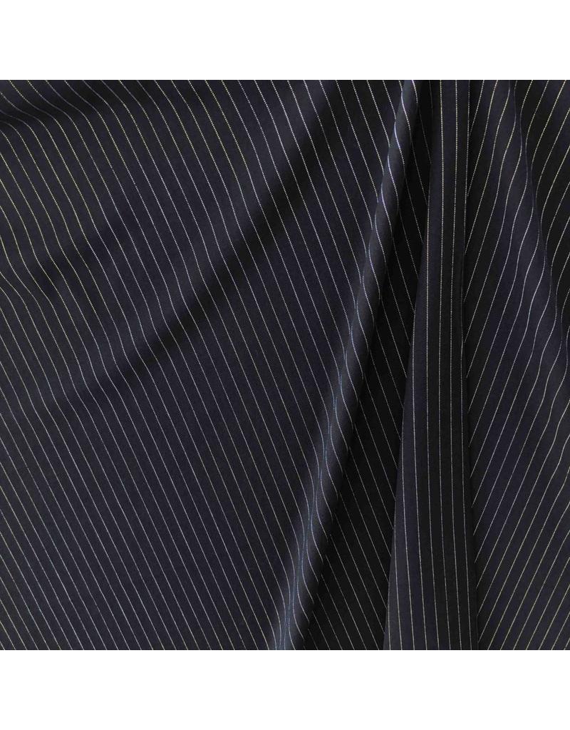 Terlenka Nadelstreifen 1350 - dunkelblau