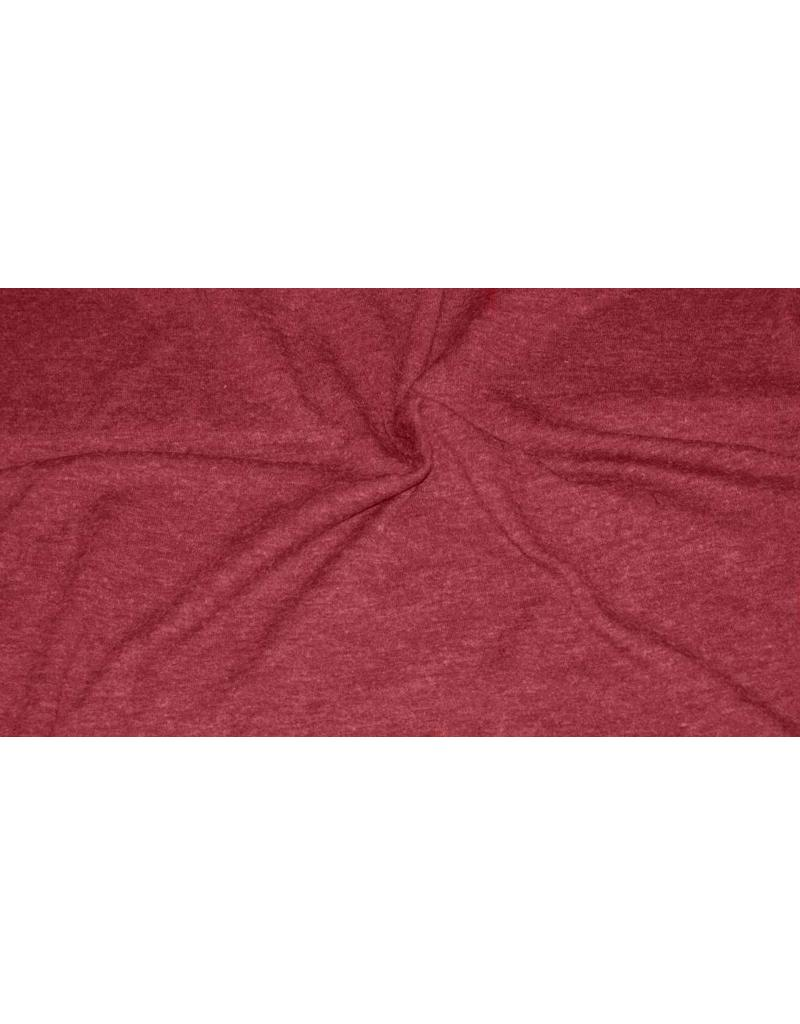 Wool Jersey WJ24 - dark red