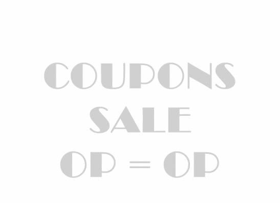 COUPONS SUMMER