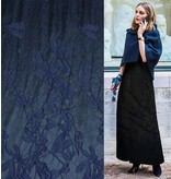Jacquard 897 - dark blue / black