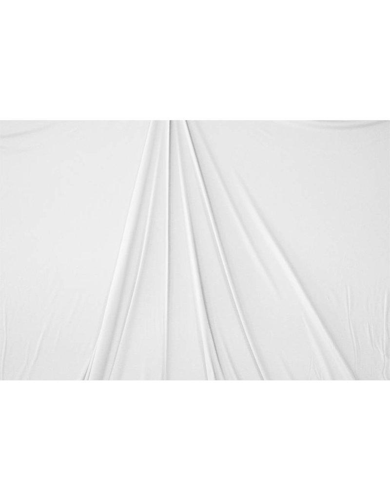 Premium Viscose Jersey PV01 - blanc