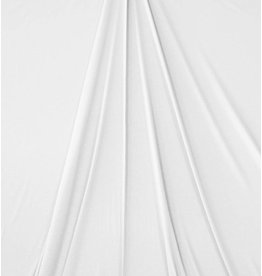 Premium Viscose Jersey PV01 - wit - MOUT