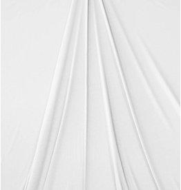 Premium Viskose Jersey PV01 - weiß