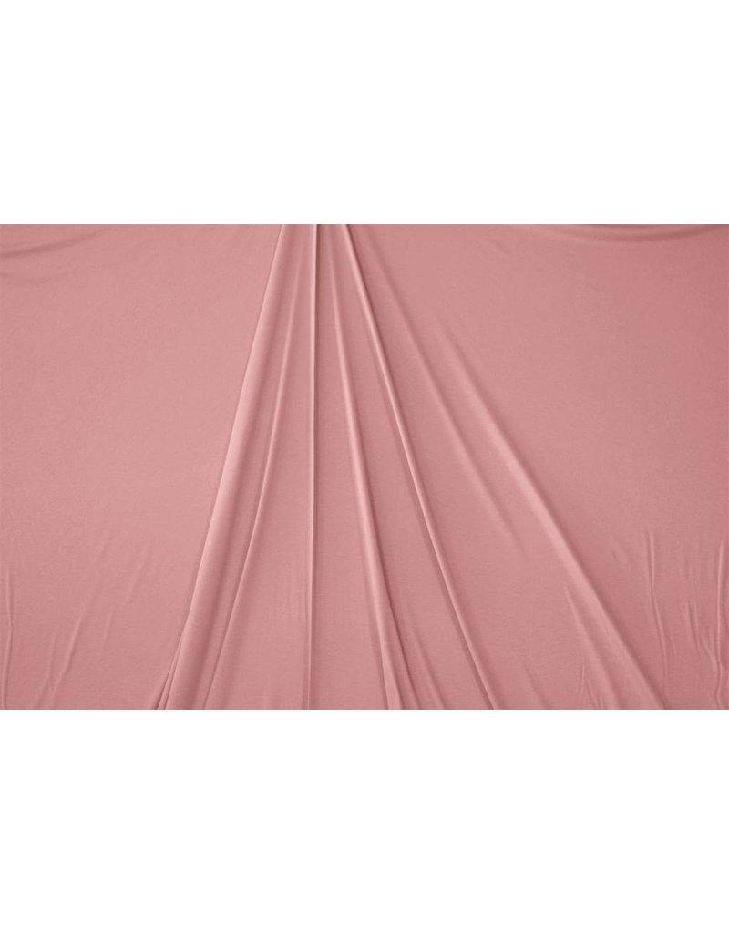 Premium Viscose Jersey PV03 - oud roze