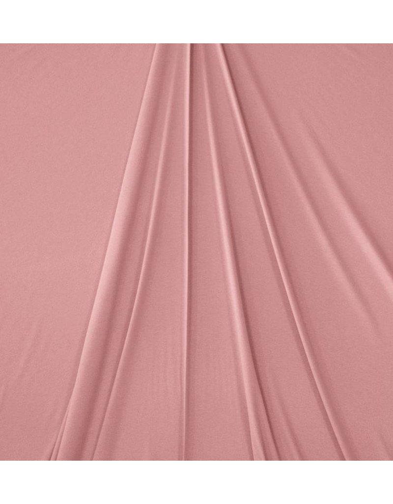 Premium Viskose Jersey PV03 - altes Rosa
