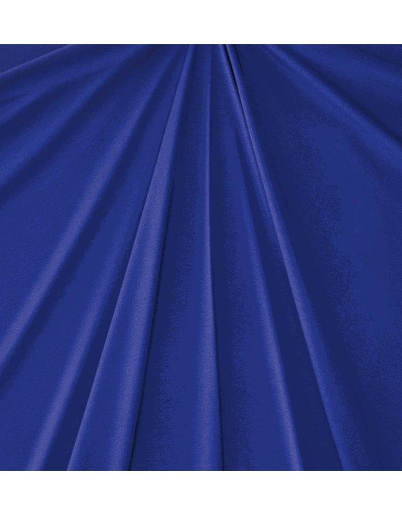 Premium Viscose Jersey PV05 - kobaltblauw