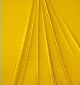 Jersey viscose Premium PV07 - jaune d'été DERNIÈRE