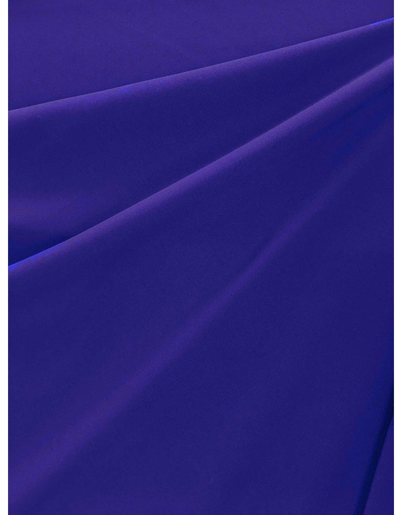 Italian Travel Stretch Jersey J23 - kobaltblauw