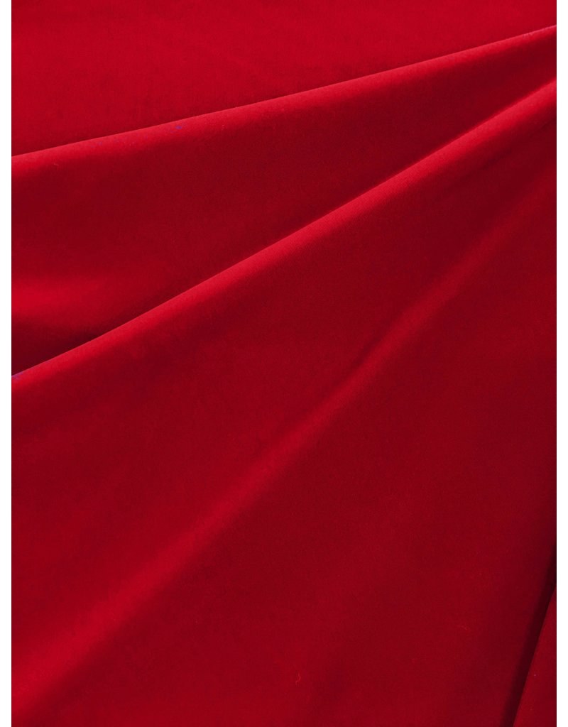 Italian Travel Stretch Jersey J24 - rood