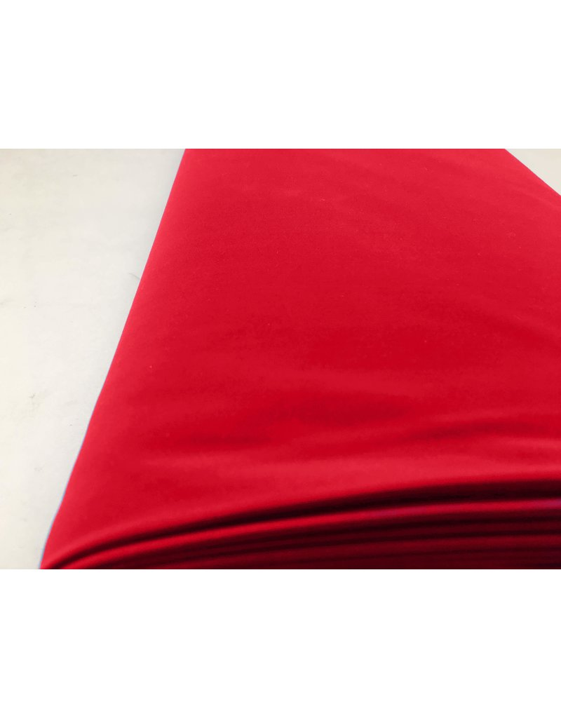 Italian Travel Stretch Jersey J24 - rot ! NEU !