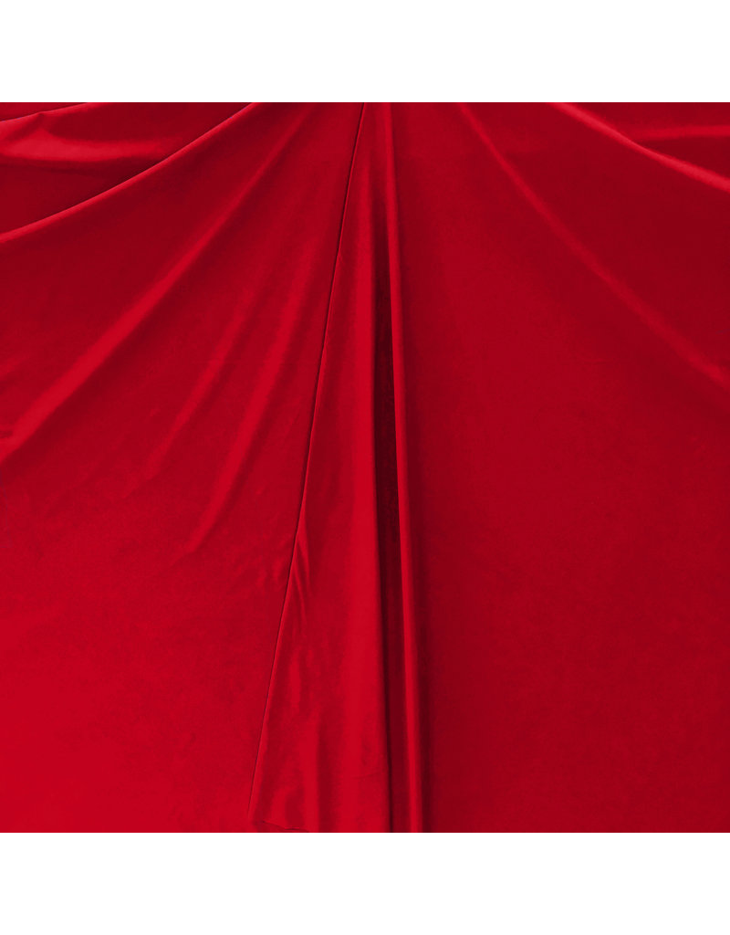 Italian Travel Stretch Jersey J24 - red ! NEW !