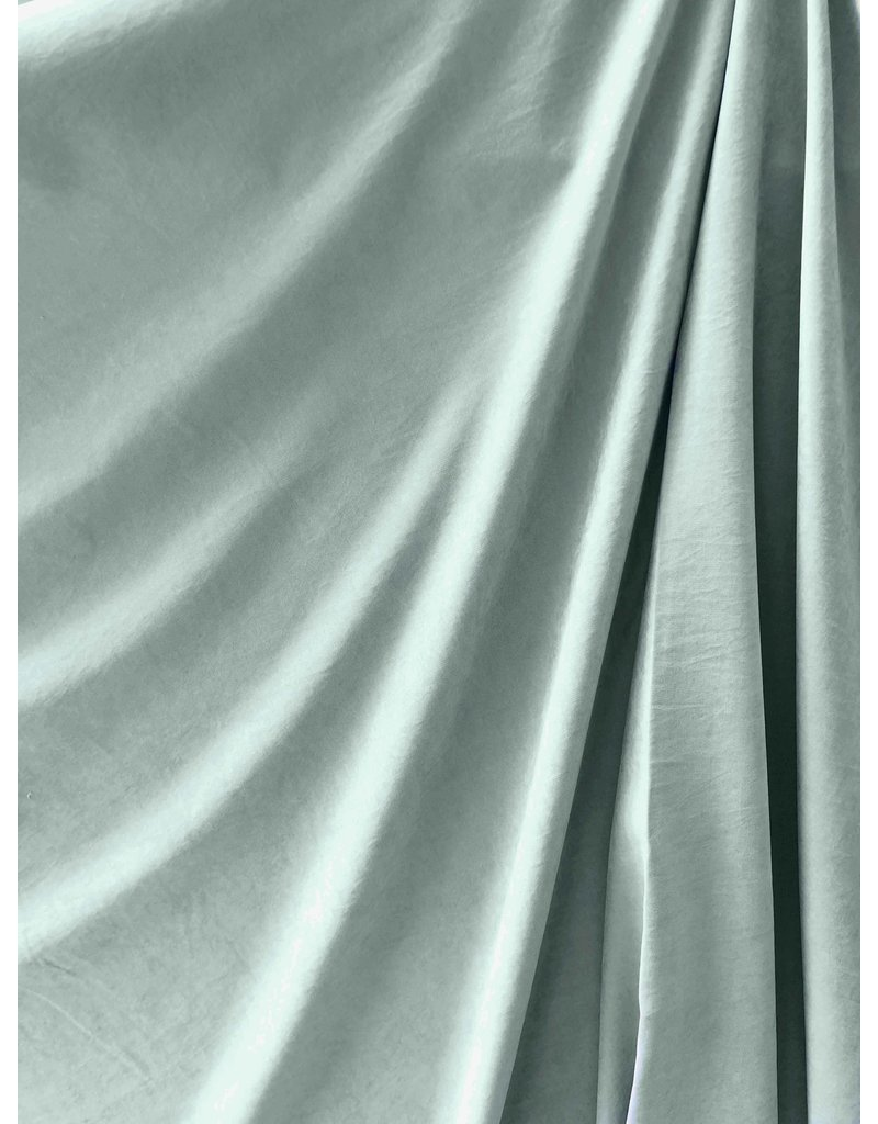 Stone Washed Cupro SW05 - poedergroen
