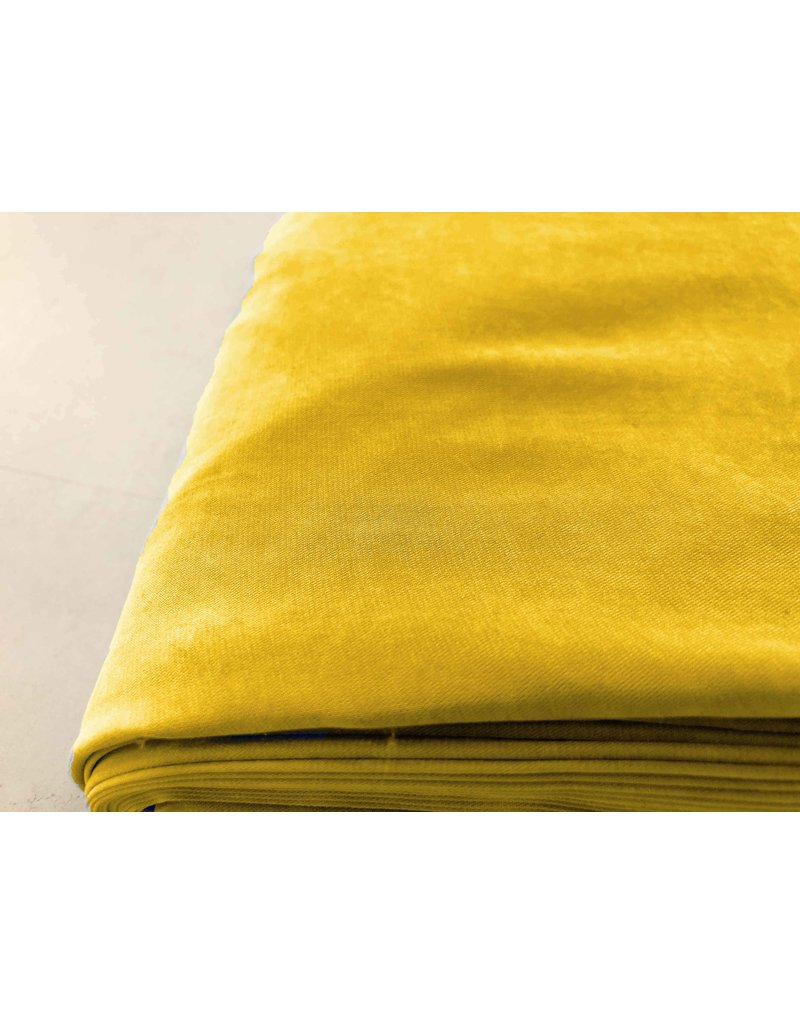 Stone Washed Cupro SW06 - yellow