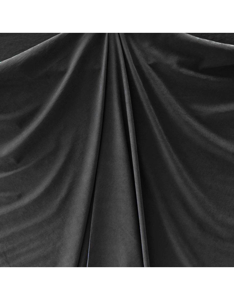 Cupro Touch  SW08 - zwart