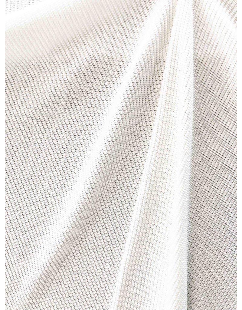 Gestrickte Baumwolle W148 - Creme