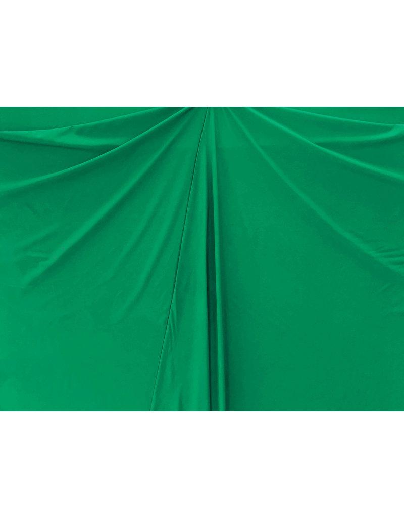 Italian Travel Stretch Jersey J27 - smaragd groen