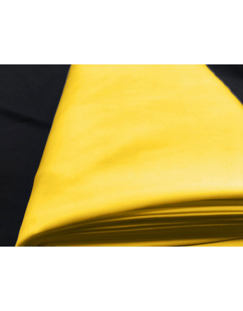 Washed Satin Mat FM19 - summer yellow