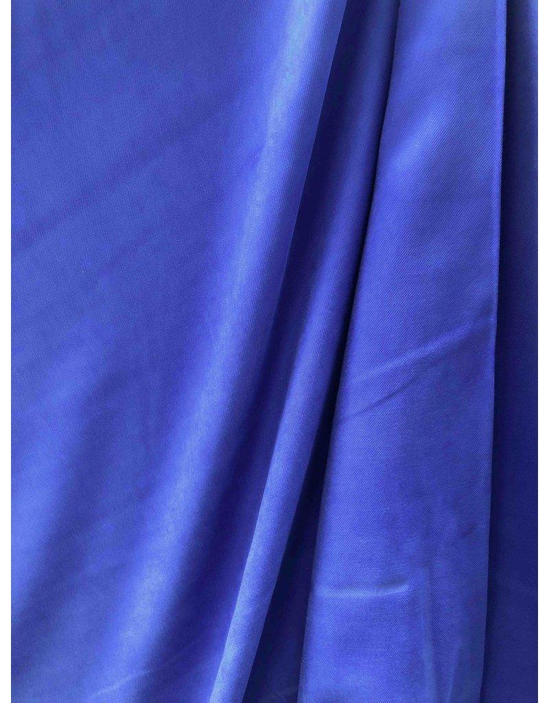 Viscose Stone Washed SV01 - royal blue