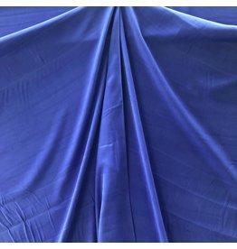 Viscose Gabardine Brushed SV01 - kobaltblauw