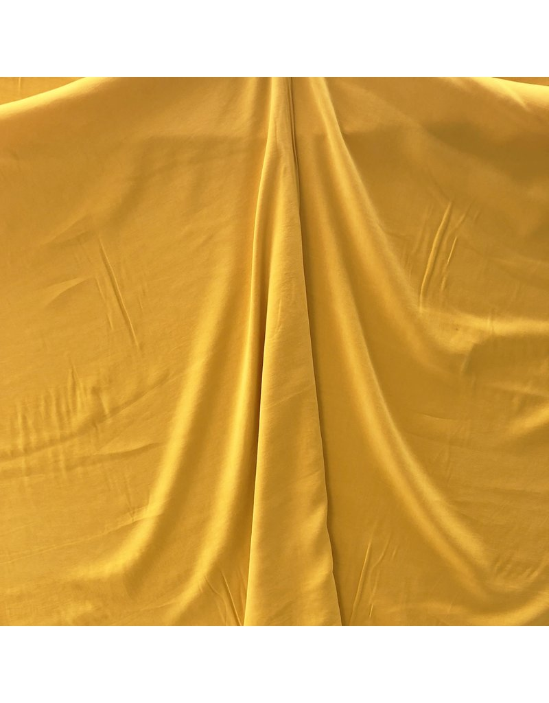 Viscose Stone Washed SV03 - summer yellow