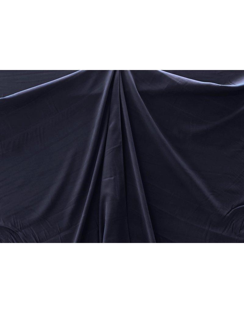 Viskose Gabardine Brushed SV05 - dunkelblau