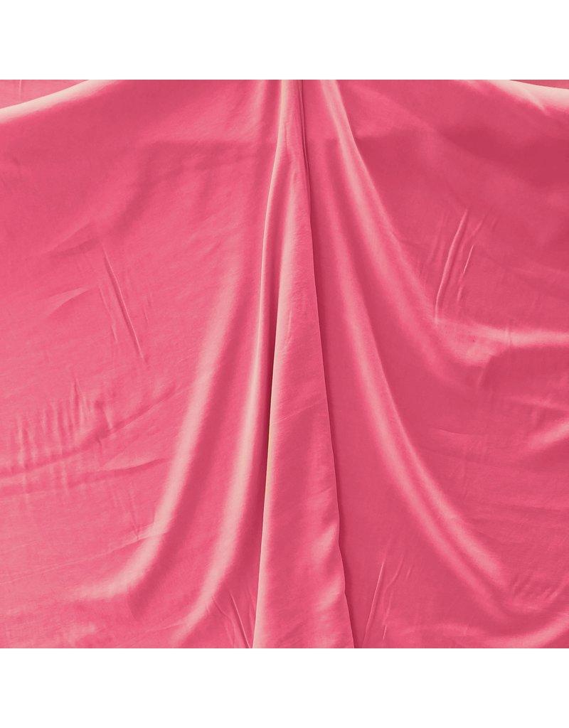 Viscose Gabardine Brushed SV07 - bright pink