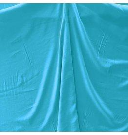 Viskose Gabardine Brushed SV09 - aquablau