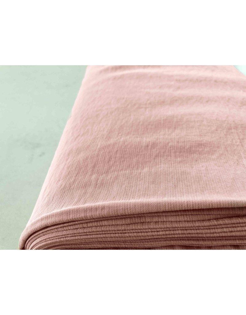 Viscose Gabardine Stone Washed GS01 - oud roze