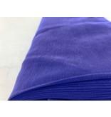 Viskose Gabardine Stone Washed GS02 - kobaltblau