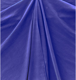 Viscose Gabardine Stone Washed GS02 - royal blue