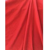 Viscose Gabardine Stone Washed GS03 - rood