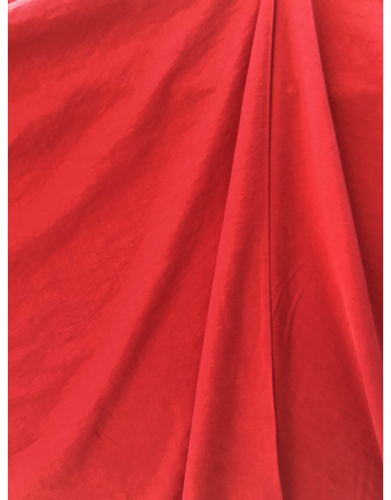 Viscose Stone Washed GS03 - rouge