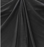 Viskose Gabardine Stone Washed GS04 - schwarz