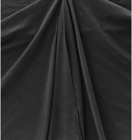 Viscose Gabardine Stone Washed GS04 - black