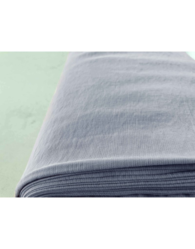 Viscose Stone Washed GS06 - jeans blue