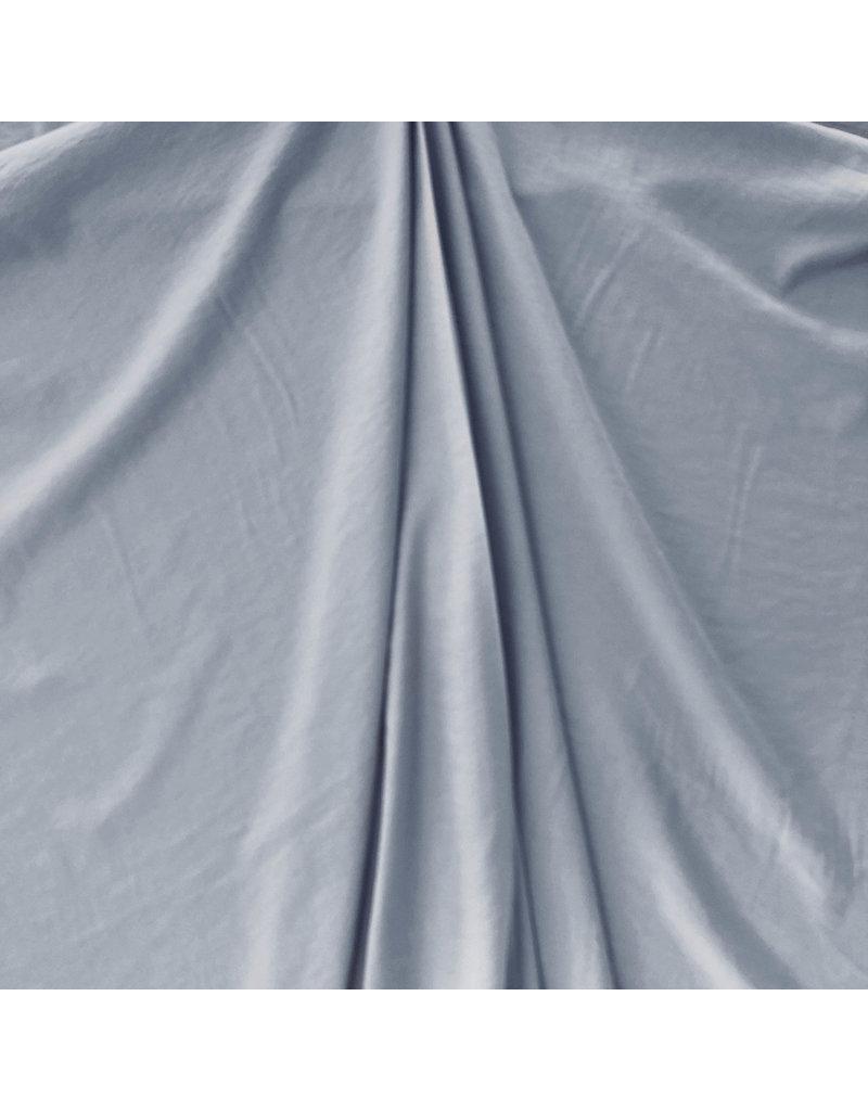 Viscose Gabardine Stone Washed GS06 - jeansblauw