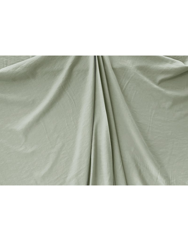 Viscose Stone Washed GS07 - vert poudre