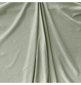 Viscose Gabardine Stone Washed GS07 - poedergroen