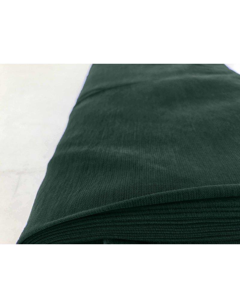 Viscose Gabardine Stone Washed GS08 - vert foncé