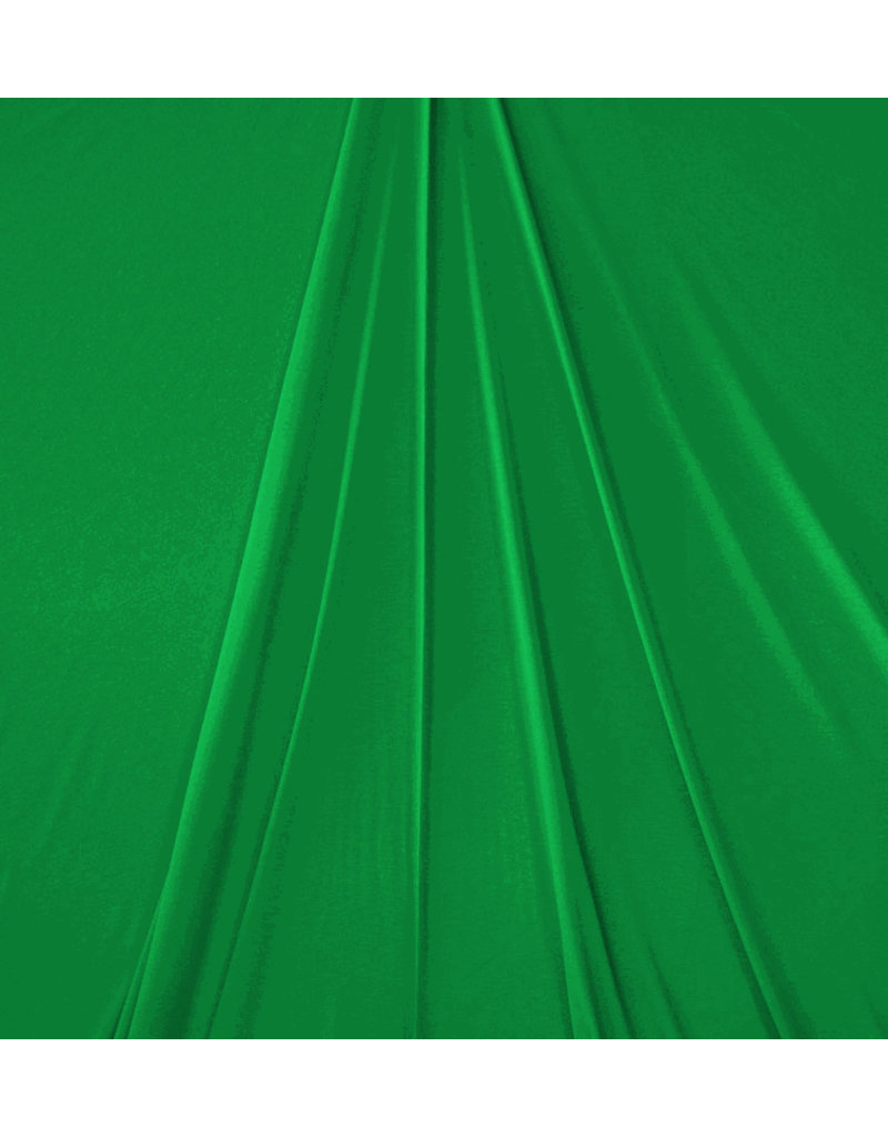 Premium Viskose Jersey PV10 - Smaragdgrün