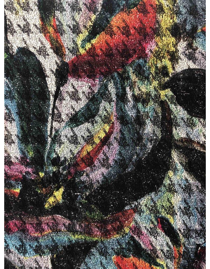 Wool Frotté Inkjet 1709