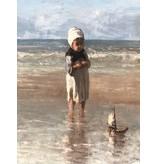 Punta di Roma 1713 - Kinder des Meeres, Jozef Israëls
