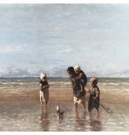 Punta di Roma 1713 - Children of the sea, Jozef Israëls