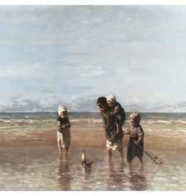 Punta di Roma 1713 - Les enfants de la mer, Jozef Israëls