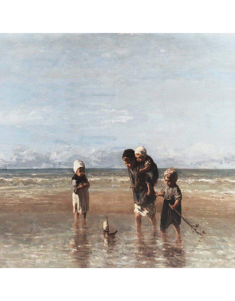 Punta di Roma 1713 - Children of the sea, Jozef Israëls