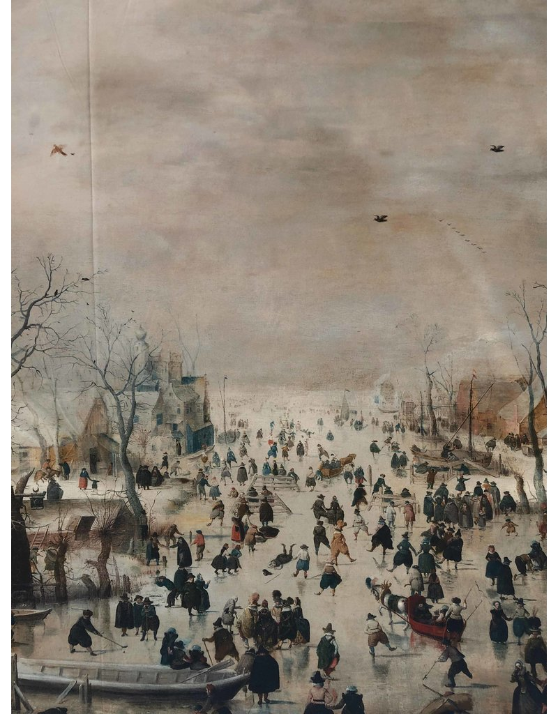 Gloss Cotton Inkjet 1726 - Winter landscape with Ice entertainment
