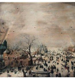 Gloss Cotton Inkjet 1726 - Winterlandschaft mit Eis Unterhaltung