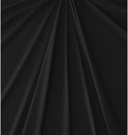 Premium Viscose Jersey PV11 - zwart
