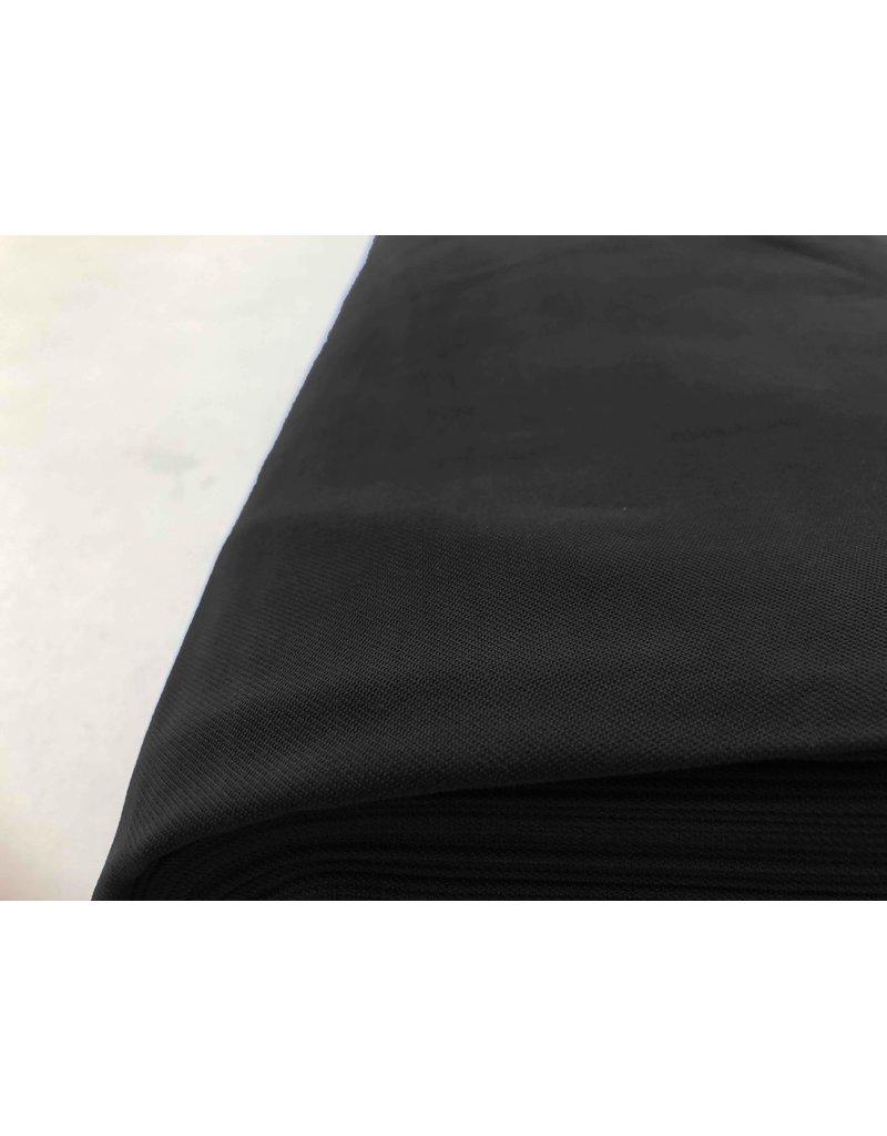 Viscose Gabardine Brushed SV10 - black